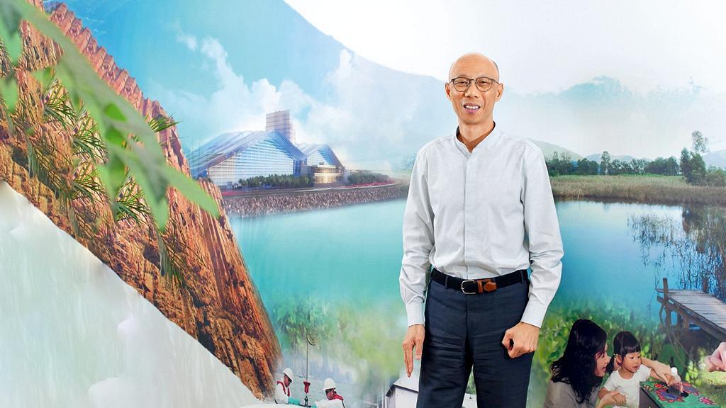 焦點訪談-環境局局長黃錦星 逆境中尋找轉廢生機
