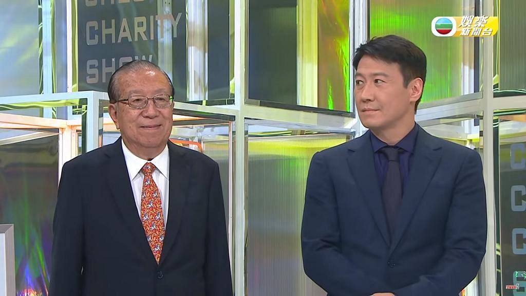 53歲天王黎明相隔多年激罕重返TVB!Do姐、森美一眾藝人爭相合照集郵