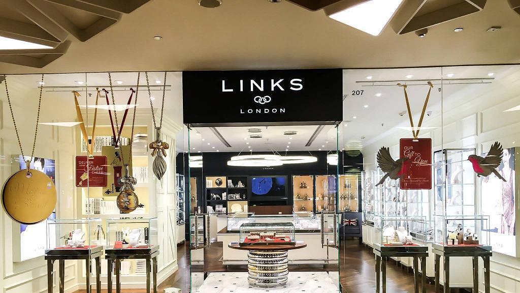 傳Links of London香港分店全線結業 中日港區官網未能瀏覽 僅希臘版運作