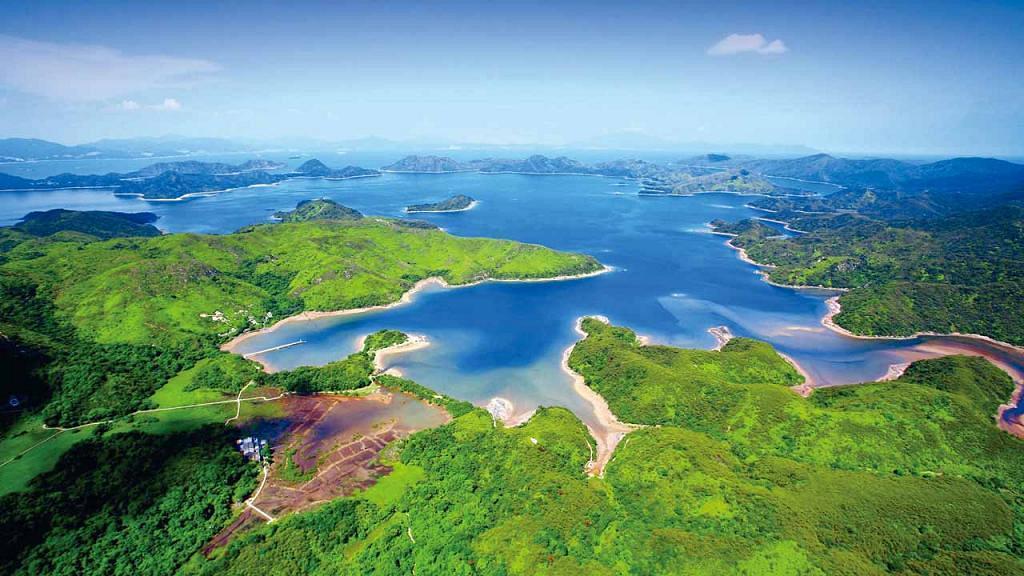 香港聯合國教科文組織世界地質公園-活化村落賦予新的意義