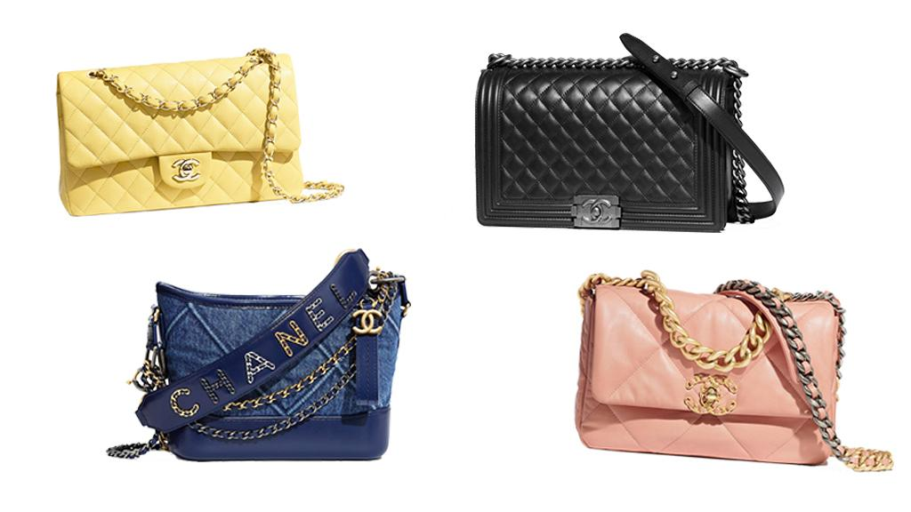 Chanel加價後公布最新手袋價錢 經典款加$7300、1款人氣手袋維持原價