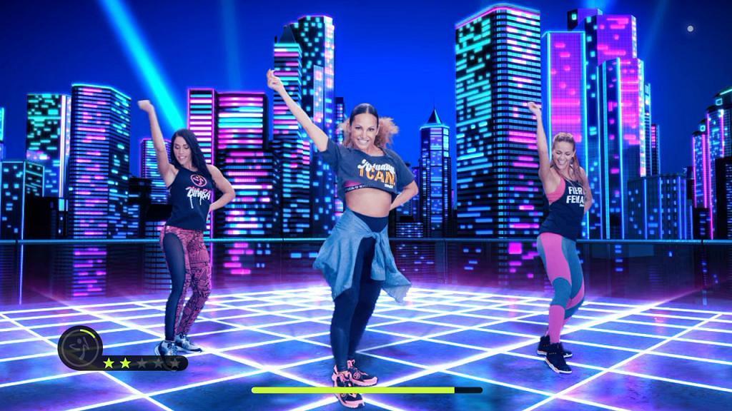 【Switch遊戲】《ZUMBA Burn It Up!》Switch又一健身遊戲 家中打機兼跳舞減肥