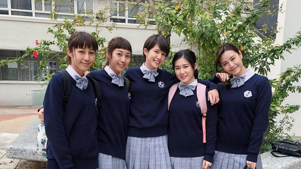 【那些我愛過的人】四位學生妹校園欺凌姜子優 細數劇中5位90後新人女演員