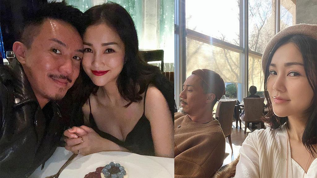 與老婆謝安琪約會做Gym過二人世界 張繼聰八字髮型被指似林宥嘉+言承旭