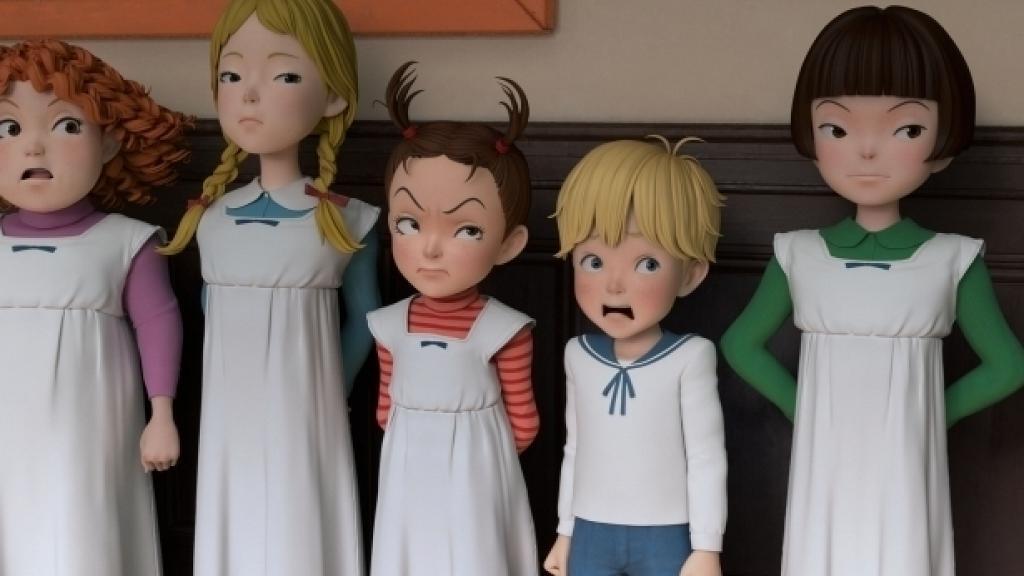 【阿雅與魔女】宮崎駿父子製作新動畫冬季面世 粉絲批評新畫風「很不吉卜力」