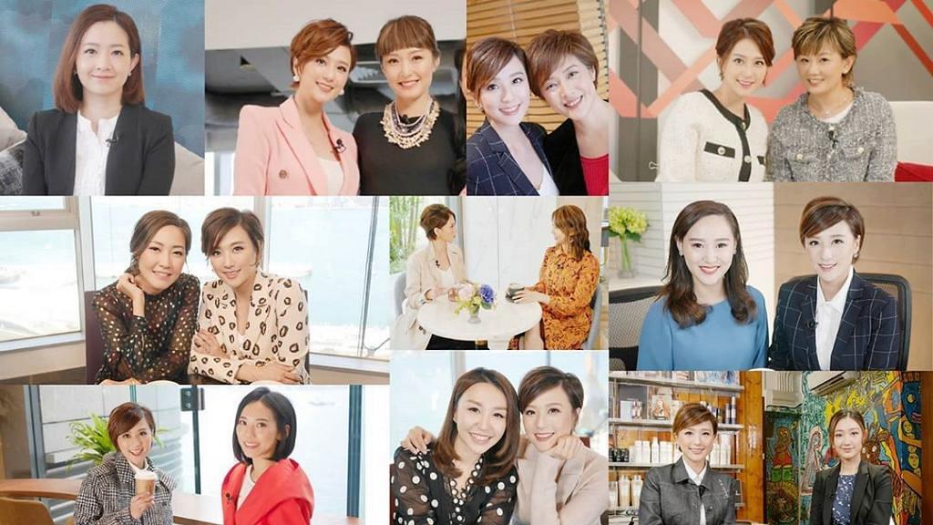 一眾前無綫女主播齊集ViuTV節目!盤點9位昔日TVB新聞小花離巢後近況