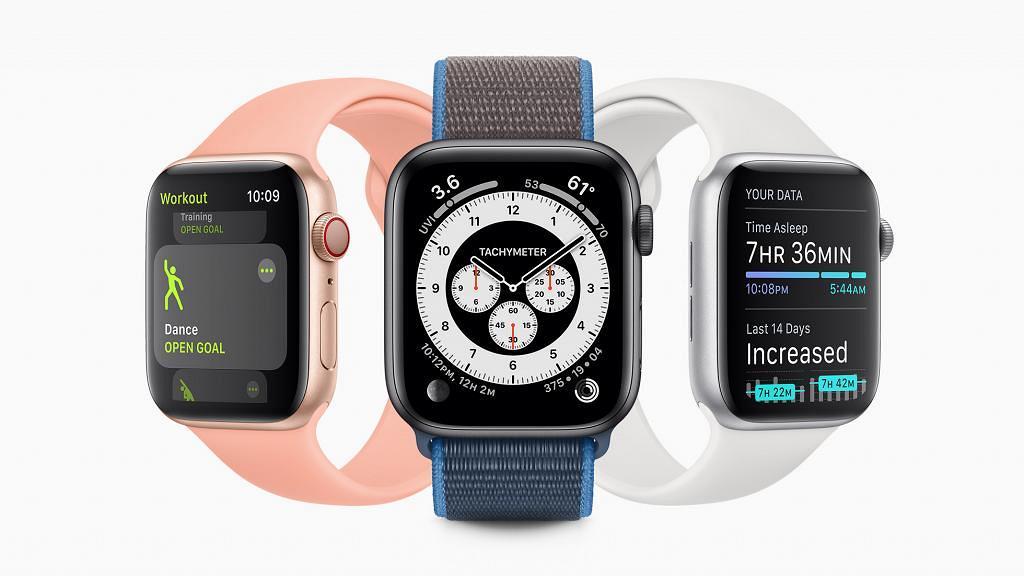 【Apple WWDC 2020】蘋果watchOS 7推5大升級 睡眠追蹤、舞蹈體能訓練新功能