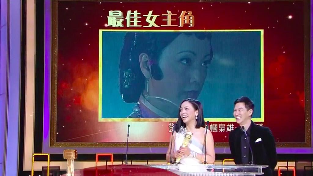 TVB鬧花旦荒要力捧小花上位 細數近十年最佳女主角近況原來有6位視后已離巢