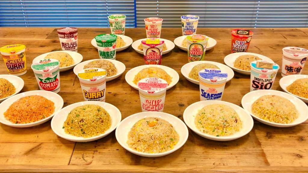 日清官方認證3大超簡單杯麵懶人料理 一叮即食杯麵茶碗蒸/杯麵炒飯/杯麵大阪燒