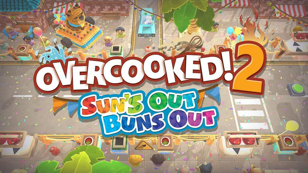 【Switch】Overcooked 2夏日慶典主題免費DLC 廚房放煙花變火海!新廚師+食譜