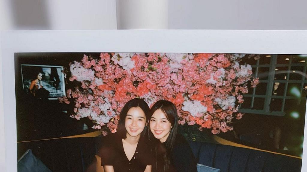 15年港姐麥明詩為12年港姐朱千雪補祝生日 兩人人生經歷好相似讀過法律兼轉行