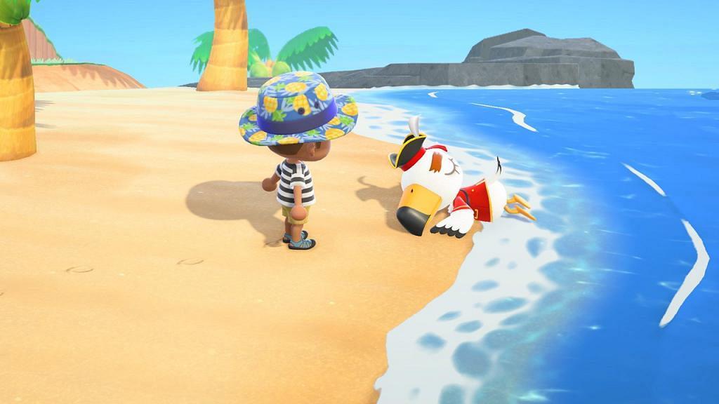 【動物之森/動物森友會】NPC最新出現機制更公平 海盜呂游、狐利幾時出現?