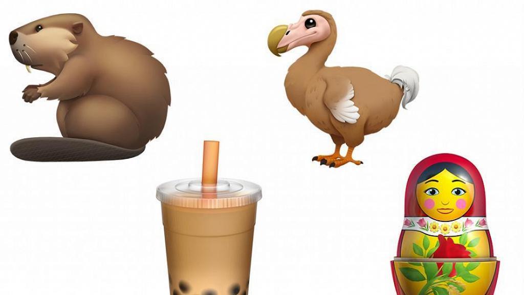 【Emoji】秋季新Emoji率先睇!珍珠奶茶/海狸 新增30款Memoji髮型/頭飾兼戴口罩