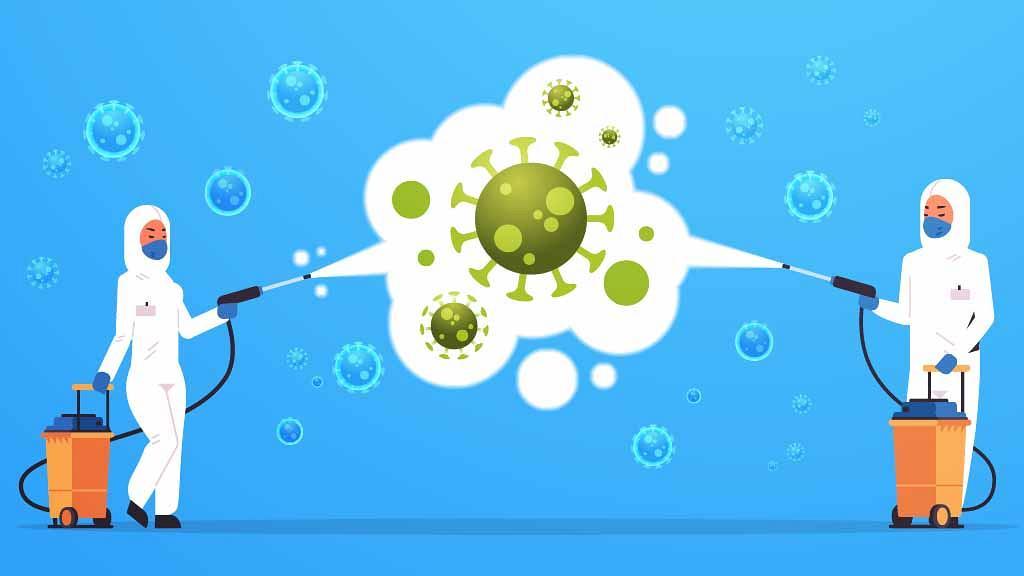365日見光便可自潔的消毒殺菌方案 潔靈光自潔納米液