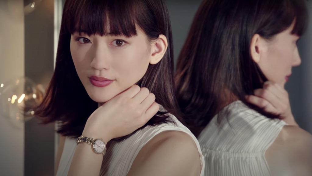 日本網民票選30代女星人氣排行榜 綾瀨遙稱冠新垣結衣屈居亞軍
