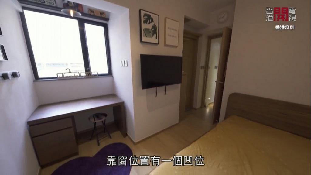 一家六口住701呎單位2房變4房 3個廁所連埋一齊 犧牲擺梳化空間變日系工業風