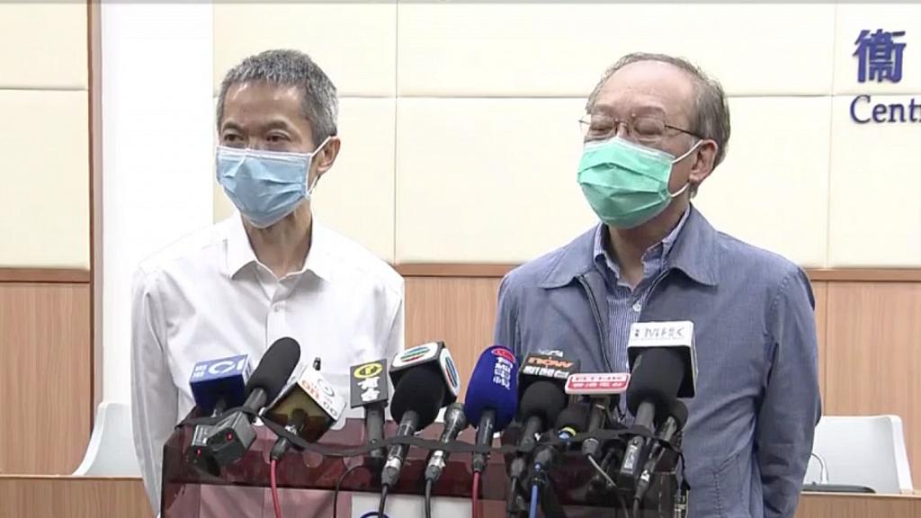 【新冠肺炎】衞生防護中心調亂檢測報告 無病市民被送院與確診患者同住