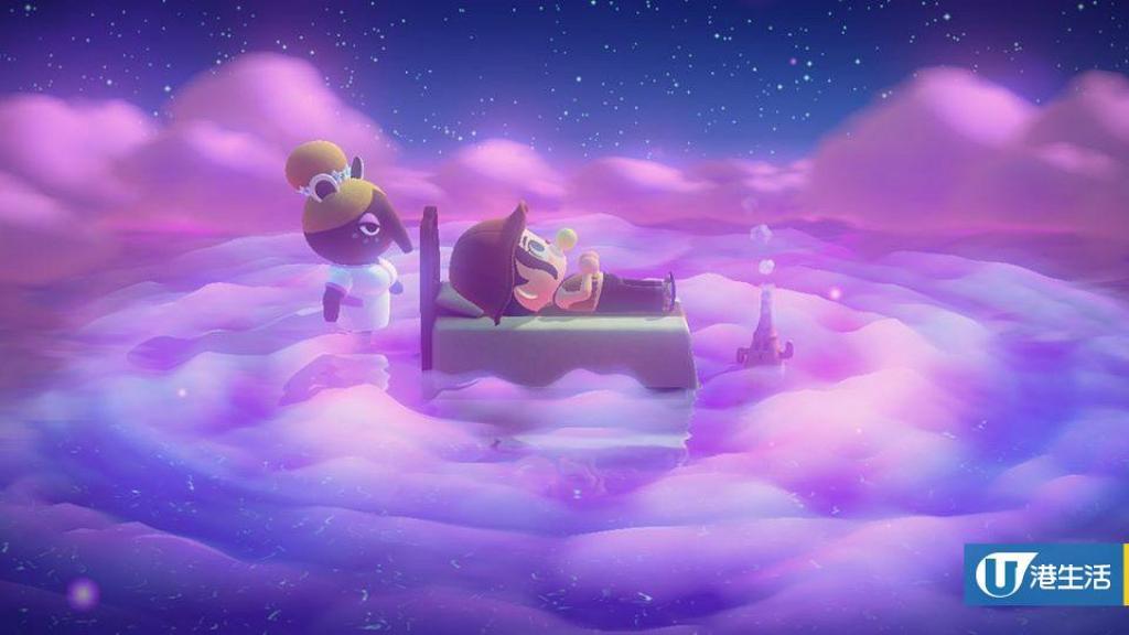 【動物之森/動物森友會】攻略NPC夢美睡覺入夢境 用夢境門牌號遊各地玩家島嶼