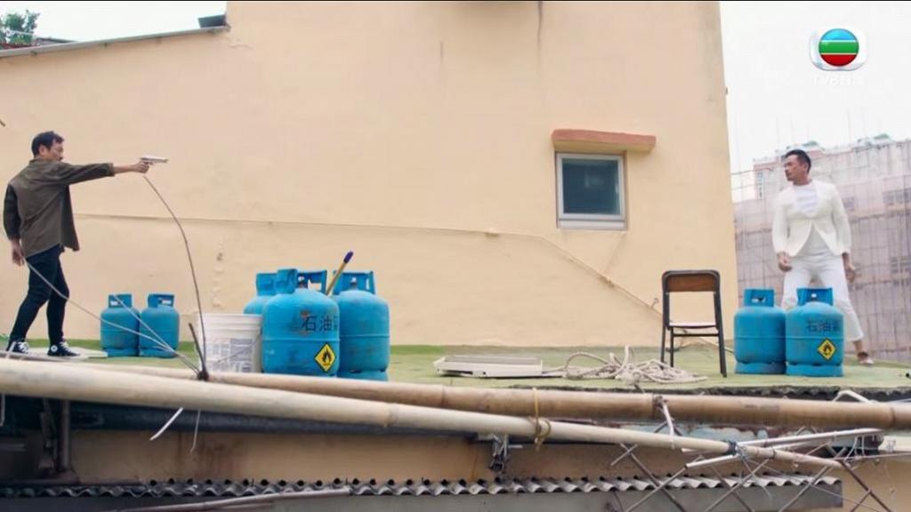 【殺手大結局劇透】第30集殺手劇情 閻武黎耀祥與Zero陳豪對決 再有角色要死