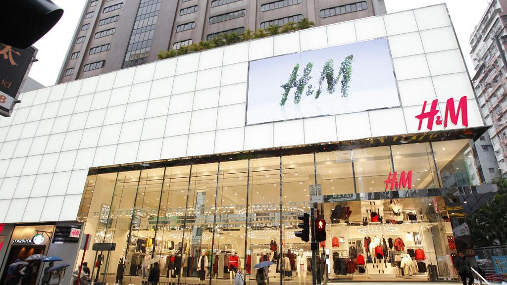 H&M傳年底棄租旺角旗艦店 月租高達900萬! 今年計劃關閉全球170間門市