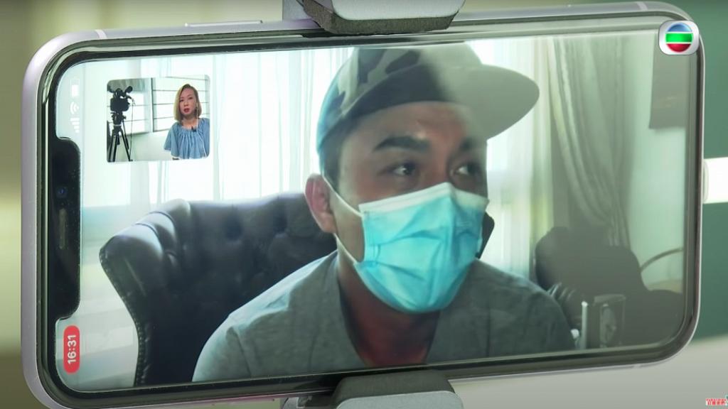 【東張西望】楊明涉醉駕上TVB節目回應撞車 未交代有冇飲酒:撞嗰刻已經斷咗片