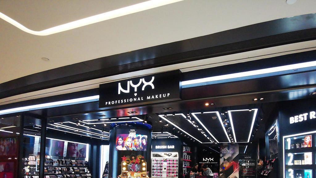 美國化妝品牌NYX宣布香全線香港門市結業 品牌將重整業務 逐步撤出香港