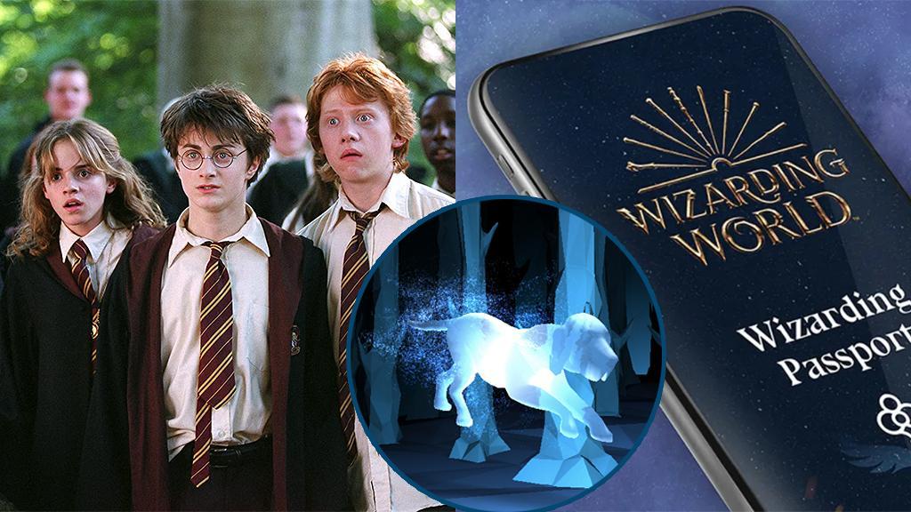 哈利波特官方魔法護照免費整 4大心理測驗找專屬學院/魔法喜好/魔杖/護法動物