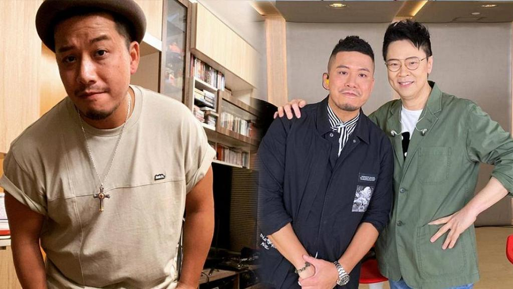 歌手小肥接受陳志雲訪問公開性取向 淚崩坦承出櫃:係時候要行呢一步