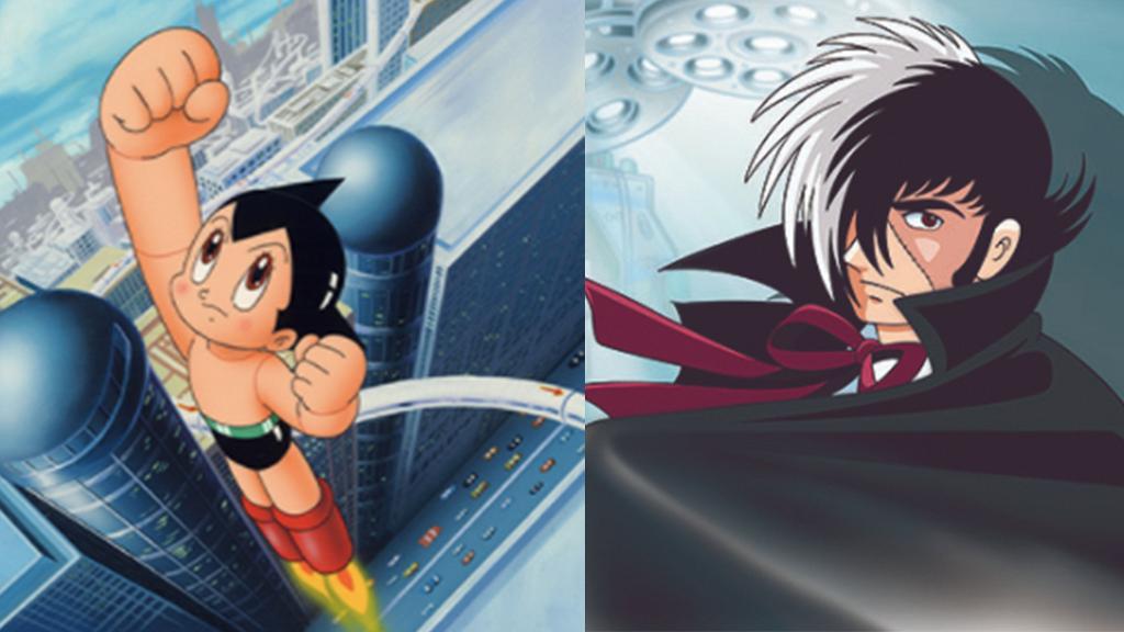 日本動畫公司開設YouTube頻道 宮崎駿動畫、怪醫黑傑克、阿童木有得睇