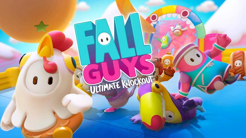 【Fall Guys終極淘汰賽】爆紅60人大混戰遊戲下載連結 簡單新手教學玩法+操作