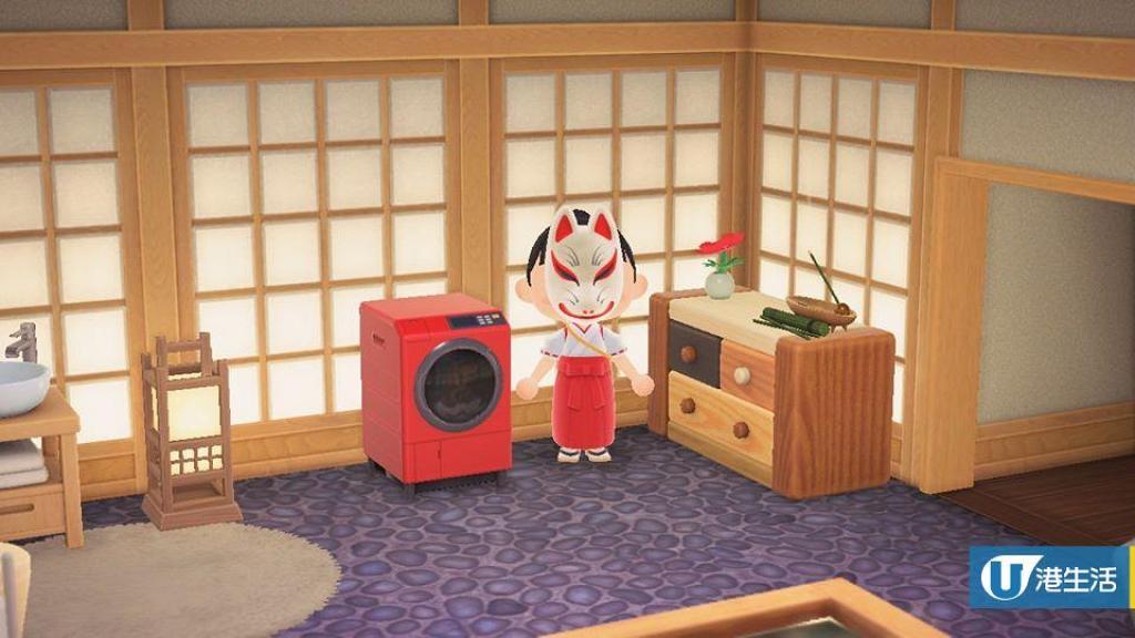 【動物之森/動物森友會】12大驚喜彩蛋設計藏細節 洗衣機會洗衫/流動廁所有人?