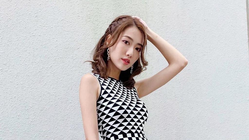 29歲東張女神阮嘉敏宣布暫時告別幕前工作:休息是為了走更遠的路