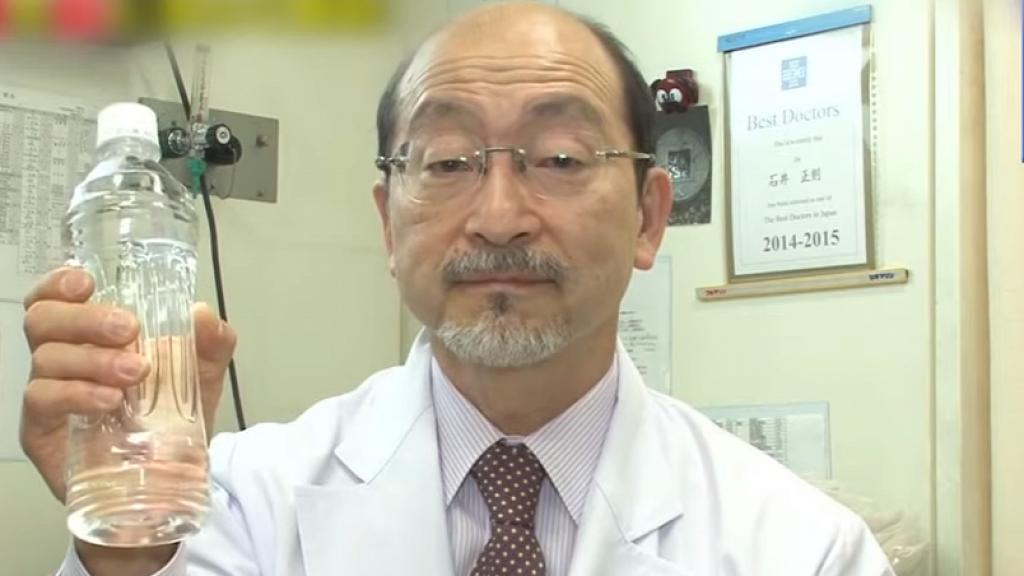 日本節目耳鼻咽喉科醫生教你一招通鼻塞! 實測用膠樽1分鐘即令呼吸順通無阻