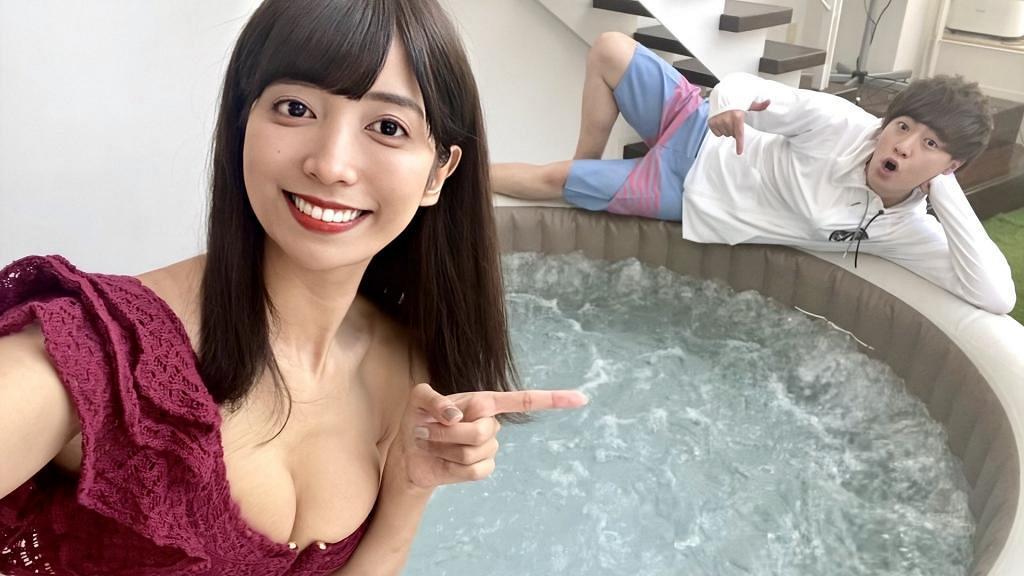 日本女生21歲代亡父還債60萬 做Youtuber沖涼拍片 靠食昆蟲爆紅 用2年還清債務