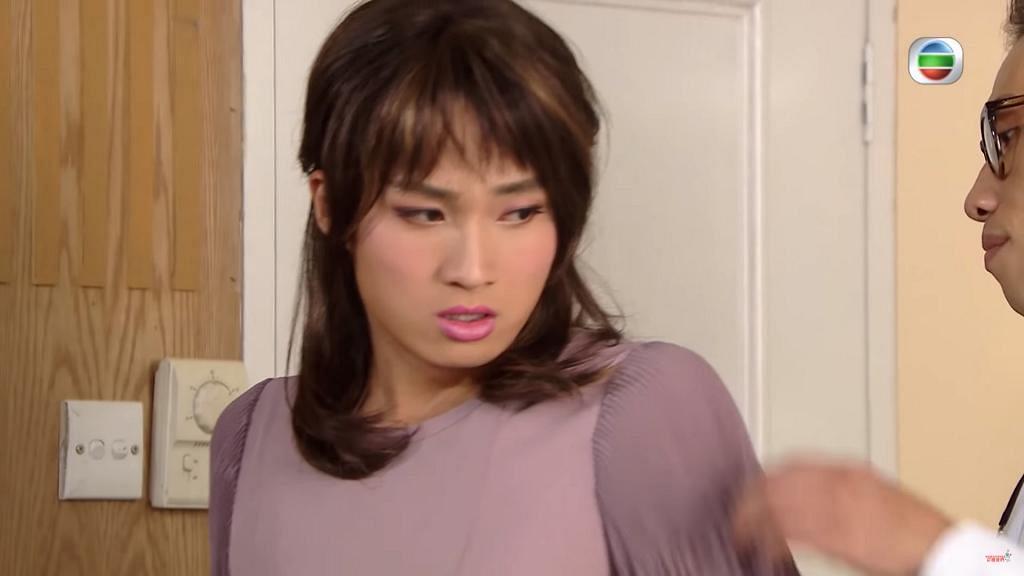 【開心速遞】金城安男扮女裝被指撞樣徐子珊 周嘉洛變偽娘女神捉鹹豬手醫生