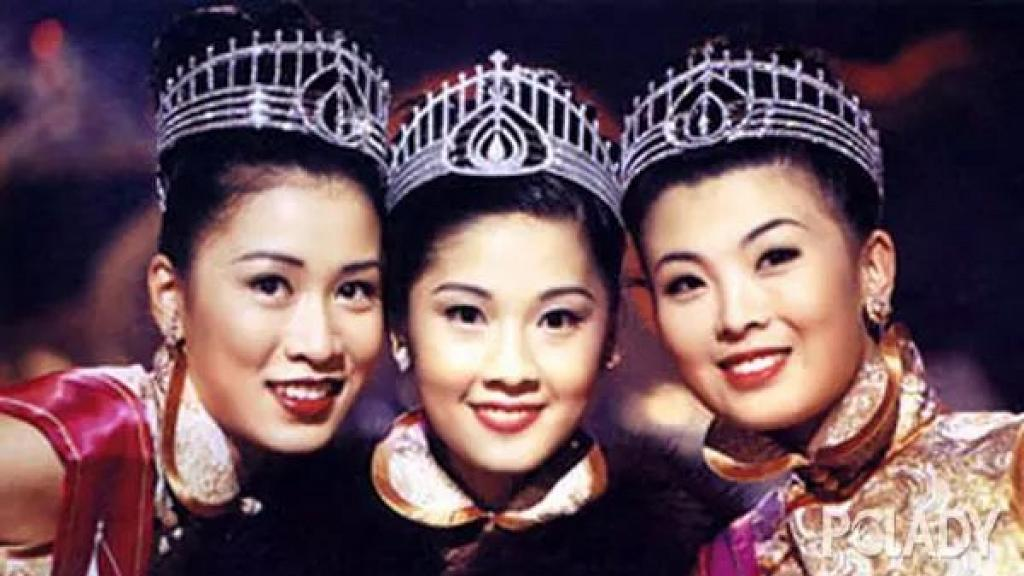 與佘詩曼同屆 曾是4料冠軍!97年港姐冠軍翁嘉穗46歲完全唔似兩子之母 23年後無變樣