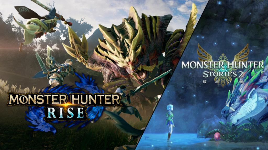 【Switch遊戲】任天堂再公佈8款Switch新遊戲!《MONSTER HUNTER RISE》獨佔作2021年登場