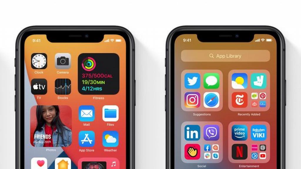 【iOS 14】蘋果Apple iOS14更新正式推出!iPhone新介面+12大實用隱藏功能