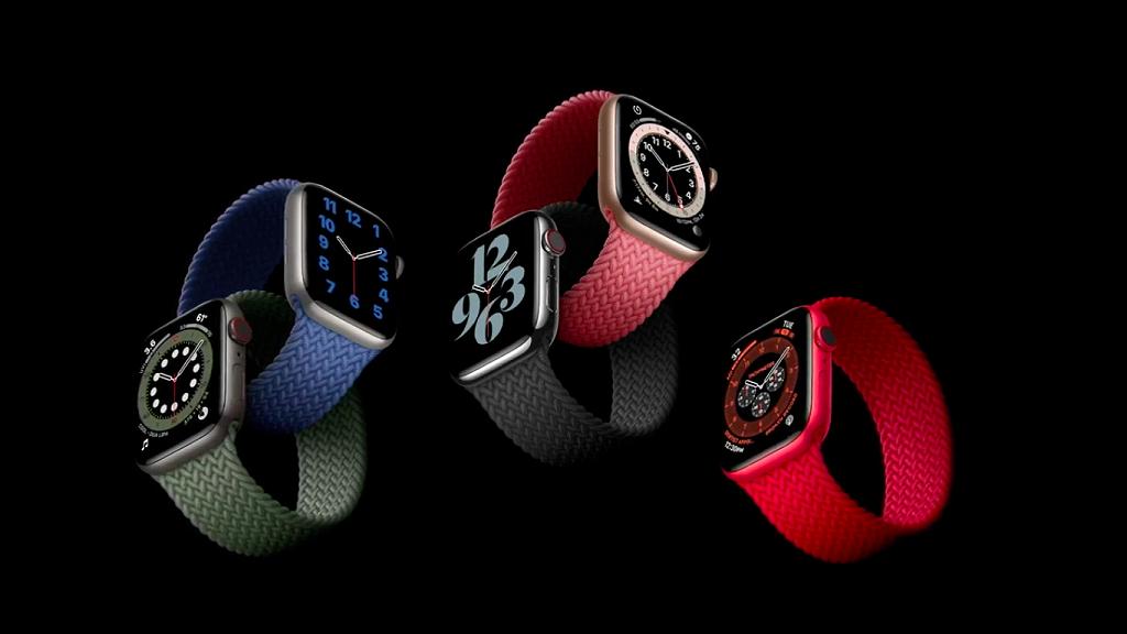 【Apple Watch】蘋果Apple Watch Series 6/SE開箱試用 外觀/價錢/顯示器/功能一覽