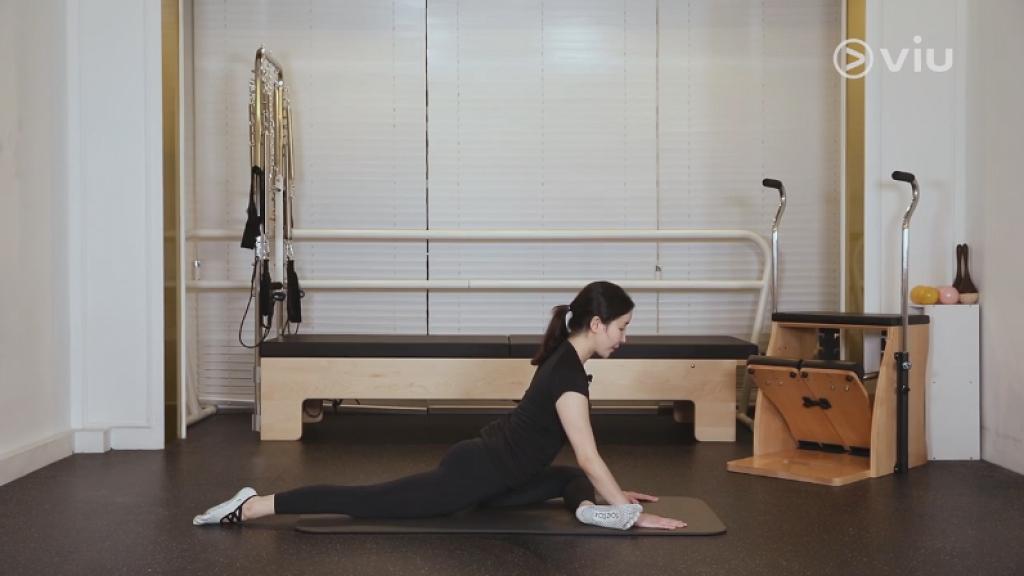 韓國教練示範10分鐘拉筋運動增強柔軟度 有助去水腫同時舒緩身體疲勞