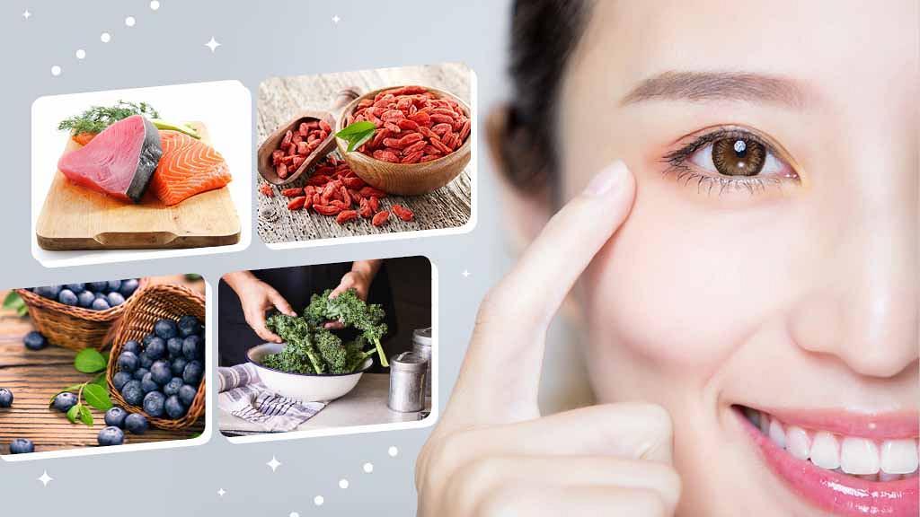 護眼有法 了解明目食物營養
