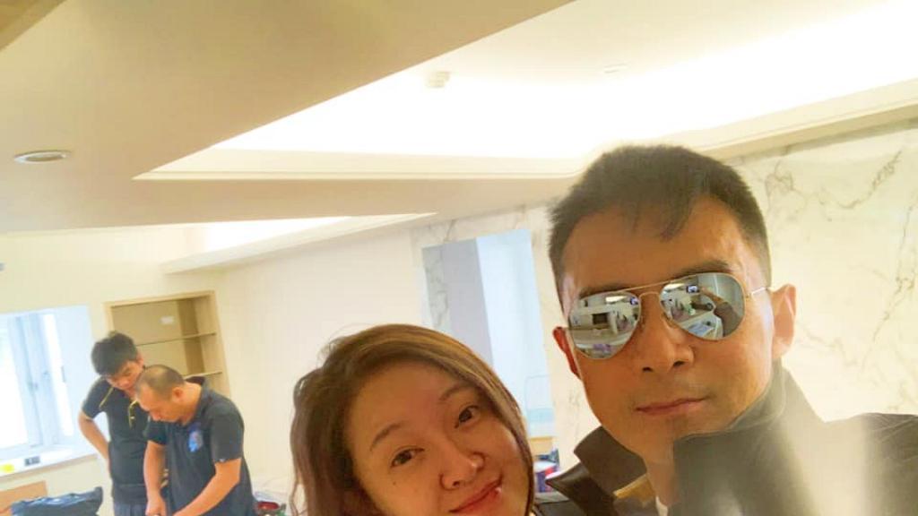 與老婆朋友來往甚密傳錫錫Emoji 林利遭太太公開手機截圖 兩公婆網上鬧交
