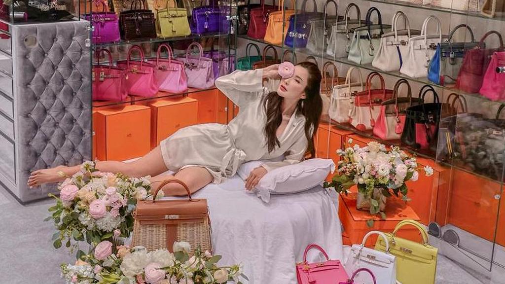 失婚名媛擁逾200個Hermès手袋生活極奢華 Jamie獲2億分手費+每月200萬贍養費
