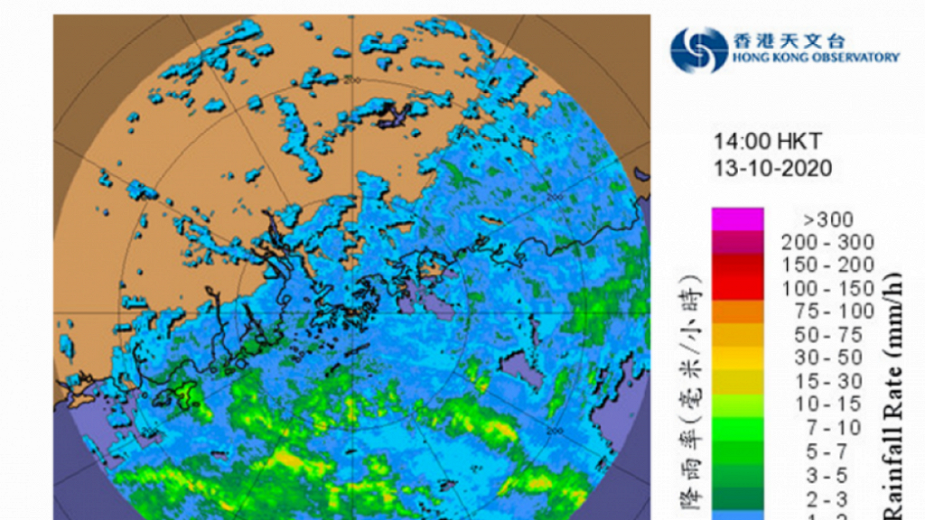 【颱風浪卡】被指風力弱不似8號風球 天文台承認預測有誤差 不排除下月有颱風