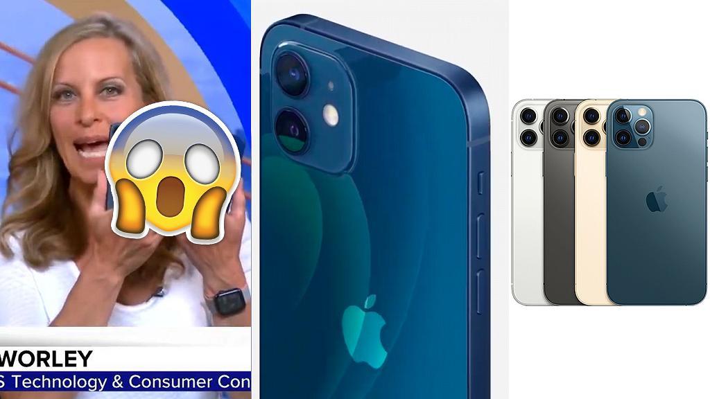 iPhone 12、iPhone 12 Pro實物首度曝光 2款新色搶先睇! 太平洋藍高級有質感