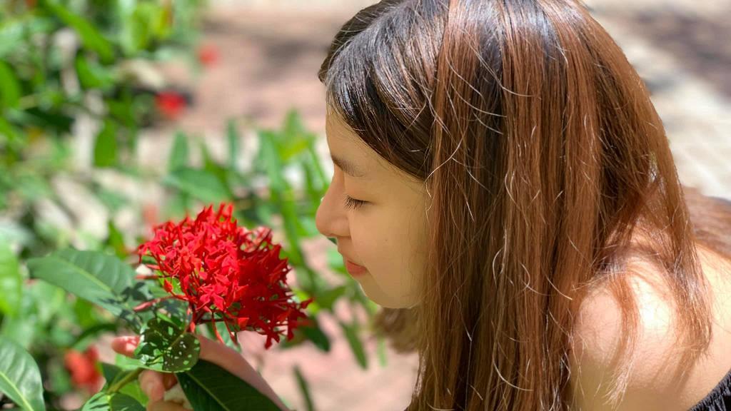 「小巨肺Celine」昔日憑《全美一叮》爆紅 12歲譚芷昀IG近照滲出少女味
