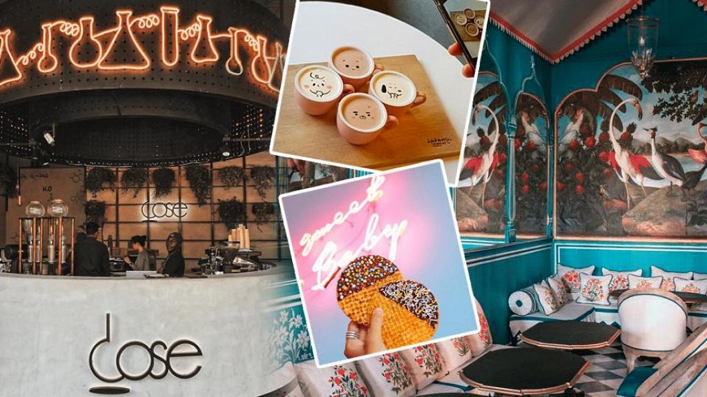 網民票選亞洲50間影相打卡Cafe推介名單 香港有3間上榜 人氣半路咖啡入圍!