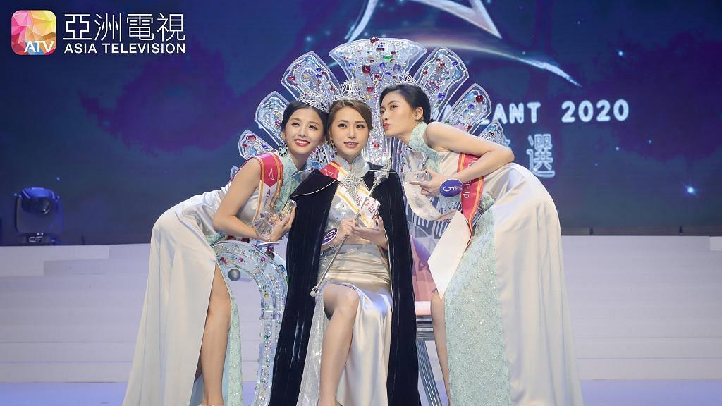 【亞洲小姐2020】香港區決賽冠亞季軍出爐 今屆退選港姐轉戰亞姐奪冠贏10萬現金