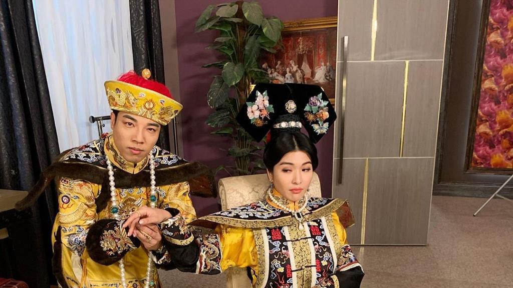 陳偉琪被TVB停工大半年 細龍太回歸無期 收入大跌準備轉行做公關爭取機會