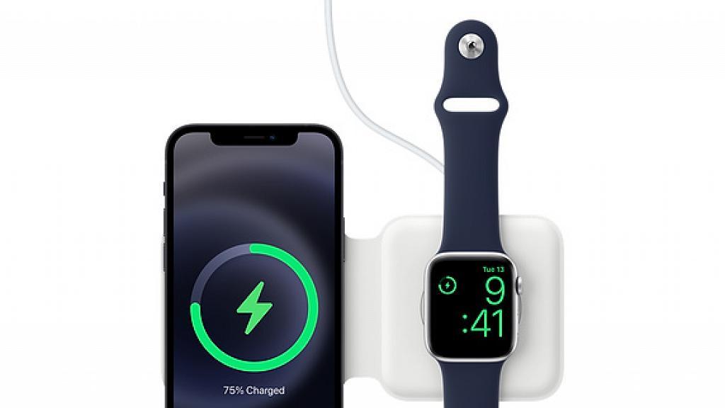 MagSafe雙充電器上架Apple官網  官方售價公開!iPhone、Apple Watch同時充電